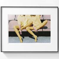 乌克兰艺术家 Lena Pogrebnaya 摄影作品 《青春5号》