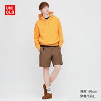 UNIQLO 优衣库 419501 男士连帽卫衣