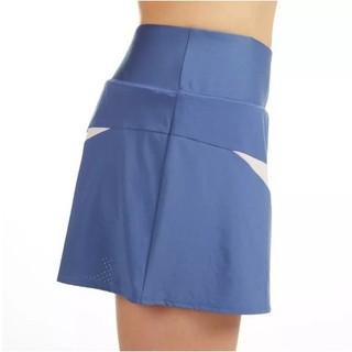 DECATHLON 迪卡侬 560系列 女士运动短裙 308390-8595621 灰粉色/灰石板蓝