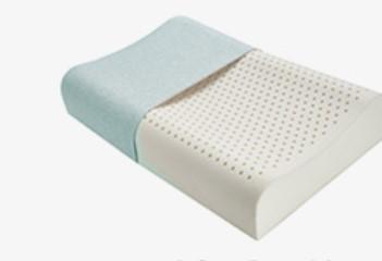 YANXUAN 网易严选 300014345 波浪形天然乳胶枕 护颈款