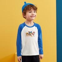 Mini Balabala 迷你巴拉巴拉 儿童长袖T恤