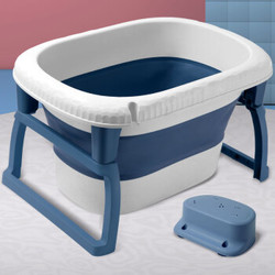babyhood 世纪宝贝 BH-324 多功能儿童折叠浴桶 +凑单品