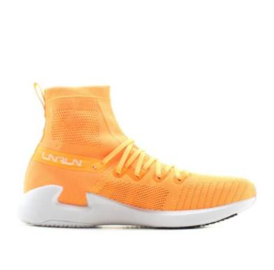 LI-NING 李宁 追风系列 男士跑鞋 ARBN001-3 橙黄色 39