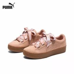 PUMA 彪马  Vikky Platform Ribbon 365314 女子厚底休闲鞋