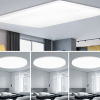 Midea 美的 MXD100-M/K-F06-B LED三室一厅灯具套装