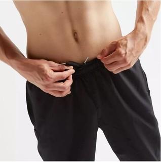DECATHLON 迪卡侬 FPA 120 男士健身裤 300641-8404222 黑色 S