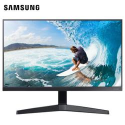 SAMSUNG 三星 F24T350FHC 23.8英寸显示器(IPS、75Hz、FreeSync)