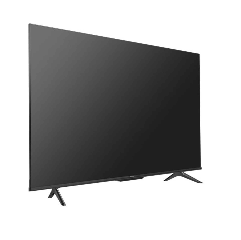 Hisense 海信 55E3F-PRO 55英寸 4k超高清液晶电视 黑色