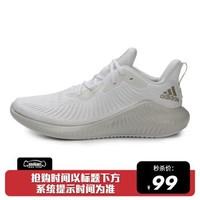 adidas阿迪达斯2019中性alphabounce+跑步Bounce跑步鞋G28585