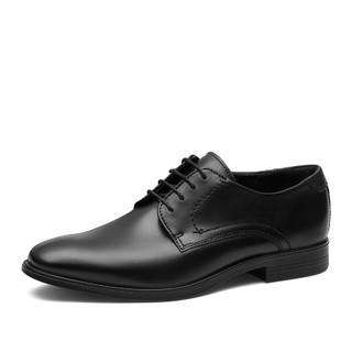 ecco 爱步 墨本系列 男士商务正装鞋 62163450839 黑色 40