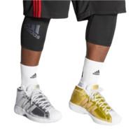 adidas 阿迪达斯 Pro Model 2G 男士篮球鞋 FW9488 金/银鸳鸯 41
