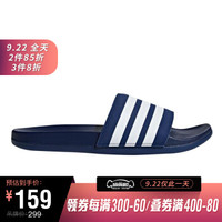 adidas阿迪达斯2019男子ADILETTE COMFORT游泳拖鞋B42114 B42114 40.5