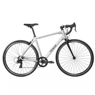 DECATHLON 迪卡侬 公路自行车男款 2169050 冷酷银M