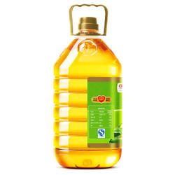 福临门 玉米清香调和油 5L