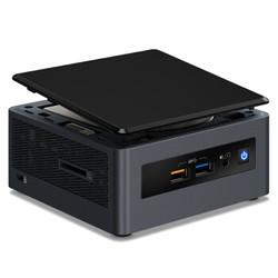 intel 英特尔 NUC迷你电脑主机 (i3-8121U、8GB、1TB、Radeon 540)