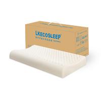 LKECO 斯里兰卡进口天然乳胶枕C6儿童枕枕头