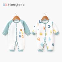 yinbeeyi 婴蓓依 婴儿连体衣