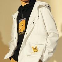 马克华菲 A1419312027603 狮子王联名刺绣连帽外套