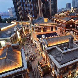 百亿补贴 重庆南滨路雅诗阁服务公寓 豪华行政单房公寓1晚