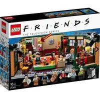 考拉海购黑卡会员 : LEGO 乐高 Ideas系列 21319 老友记 中央咖啡厅