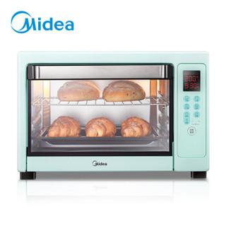 Midea 美的 PT4001  电烤箱 40升