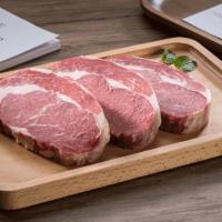 海派鲜家 原切眼肉牛排 100g*12片