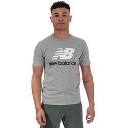 New Balance 男士logo印花短袖T恤