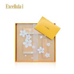 艾思诺娜水润焕颜礼盒   日本进口 清润水+精华液+洁面皂
