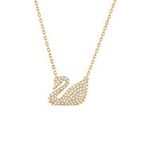 SWAROVSKI 施华洛世奇 5063921 经典天鹅水晶项链 +凑单品