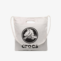 Crocs 卡骆驰 CB02B201177LDWL 单肩斜挎帆布包
