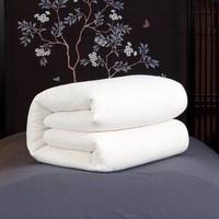 向真 新疆棉花被芯 总重6斤 200*230cm