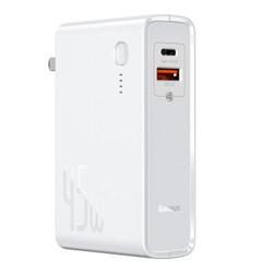 BASEUS 倍思 45W 氮化镓 GaN移动电源/充电器 二合一 10000mAh 1C1A