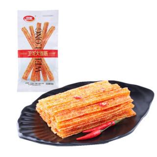 卫龙 香辣味大面筋 68g