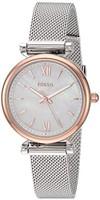 Fossil化石ES4614 珍珠贝母表盘 石英女士手表