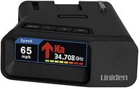 Uniden R7 超长距离雷达/激光探测器