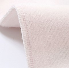 Barbie 芭比 女童纯棉保暖家居服套装 CB9801 豆绿色 110cm
