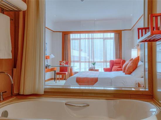 近武陵源景区!张家界京武铂尔曼酒店 豪华房2晚 含早餐+下午茶
