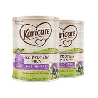 Karicare 可瑞康 婴儿牛奶粉 2段 900g*2罐