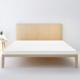 历史低价:CatzZ 瞌睡猫 白月光 天然乳胶床垫 150*200*5cm 899元包邮(双重优惠)