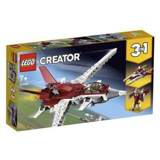 LEGO 乐高 Creator 创意百变系列 31086 未来主义飞行器