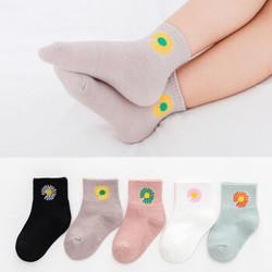 君偕 创意儿童袜子秋冬款 小雏(3双装) 0-3岁
