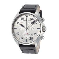 HAMILTON 汉米尔顿 Khaki Pilot 系列 H76712751 男士计时腕表