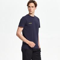MAMMUT 猛犸象 1017-07294 男士LOGO短袖T恤