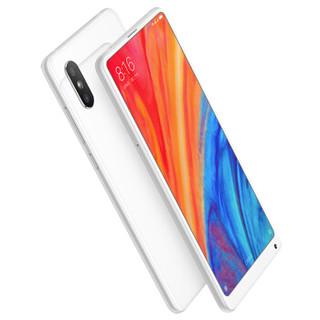 MI 小米 MIX 2S 4G手机 6GB+128GB 白色