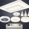 OPPLE 欧普照明 花样年华LED灯具套装 客厅吸顶灯+卧室吸顶灯*3+餐吊灯