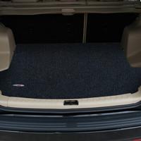 3M 除甲醛功能系列丝圈脚垫后备箱垫 奥迪A6L/A4L宝马5系6系途观速腾思域雅阁尾箱垫 专车定制  魅力黑