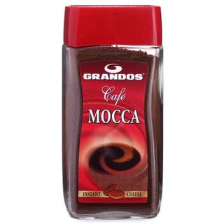 GRANDOS 格兰特 摩卡黑咖啡 100g *6件