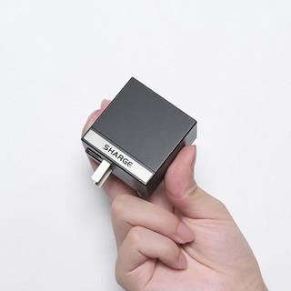 SHARGE 闪极 GaN 氮化镓 充电器 90W 2C1A +凑单品