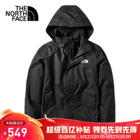 NorthFace 北面 NF0A49F7 男款户外冲锋衣