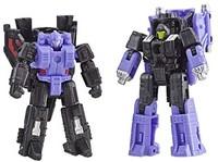 Transformers Generations 变形 Micromaster WFC-S5 霸天虎空中攻击巡逻队2件装动作公仔玩具
